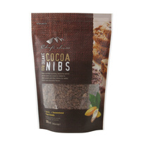 Cocoa Nibs Raw Organic 300gm