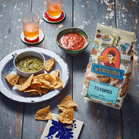 Totopos Corn Chips 2x1kg